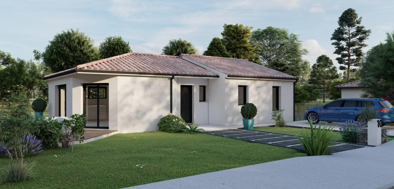Photo 1 : Terrain constructible à Ambarès-et-Lagrave (33440)
