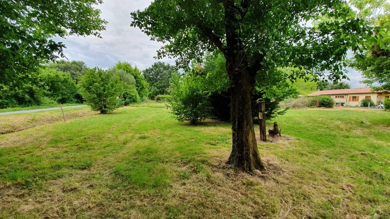 Photo 2 : Terrain constructible à Val-de-Virvée (33240)